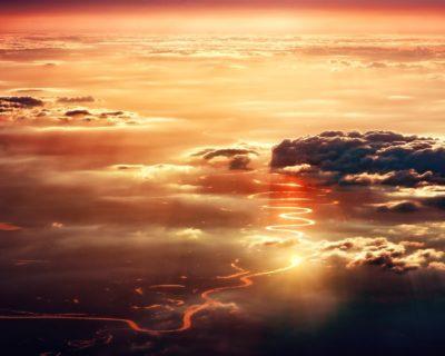 Die Seele und der Fluss des Lebens
